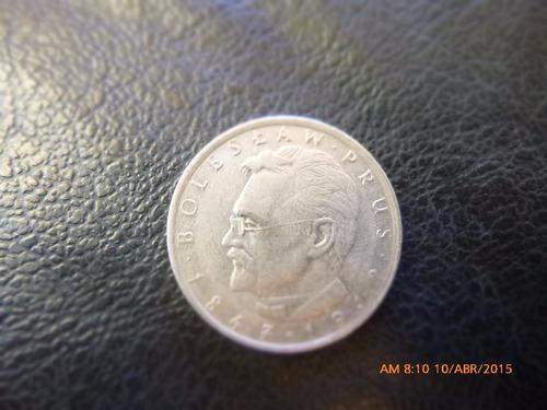 moneda polonia 10 zlote 1984 (z344