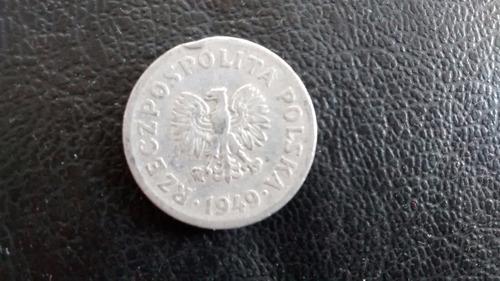 moneda polonia 1949 --   50 groszy (z375