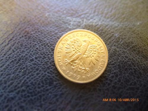 moneda polonia 2 zlote 1979 (39z 389z