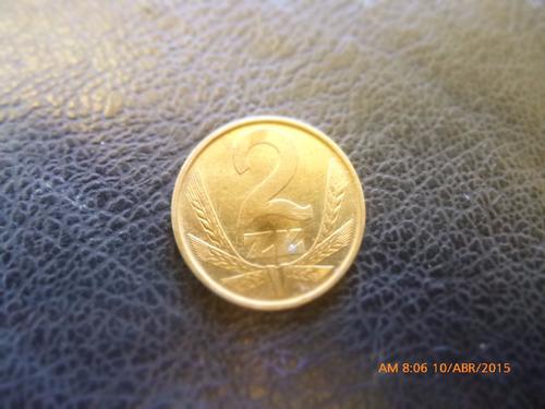 moneda polonia 2 zlote 1979 (39z