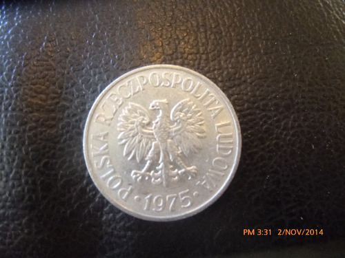 moneda polonia 50 groszy 1975 (314z