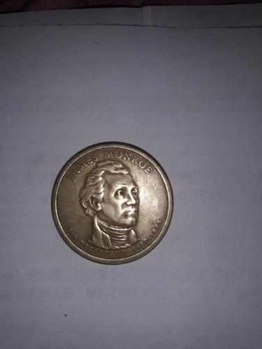 moneda presidencial