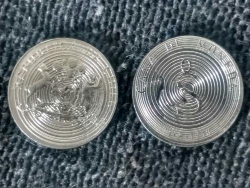 moneda prueba de cuño casa moneda chile