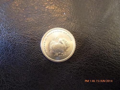 moneda turquia 500000 liras 2002 (370z
