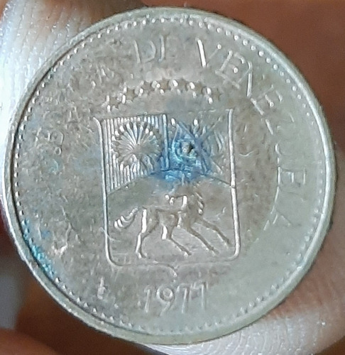 moneda venezolana con error coleccionistas