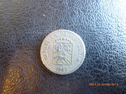 moneda venezuela 1965  5 centimos (336z