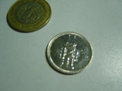 moneda vese coin robot sin valor monetario