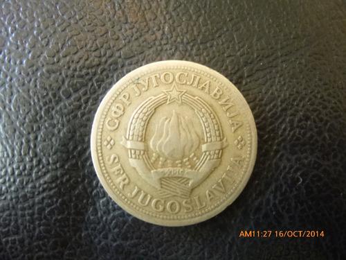 moneda yuguslavia 2 dinara 1972 (124z
