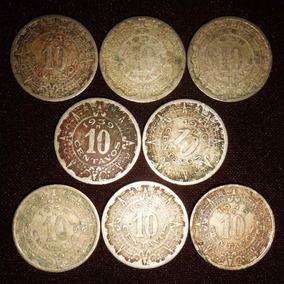 003644a9dbd 10 Centavos Calendario Azteca 1936 - Monedas y Billetes en Mercado Libre  México