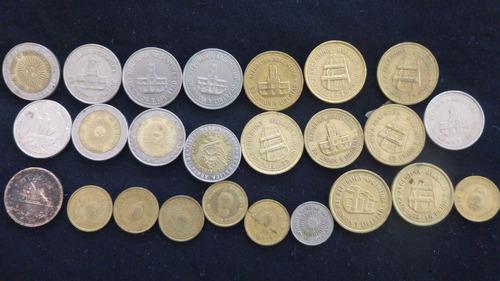 monedas.