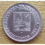 Moneda Venezuela De 25 Centimos De 1965