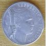Moneda Italia De 5 Liras De 1949