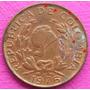 Moneda Colombia 5 Centavos Posible Error D D 1976