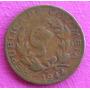 Moneda Colombia De 5 Centavos De 1944 W W I I Escasa
