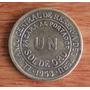 Moneda Del Peru Un Sol De Oro 1953 (bronce)