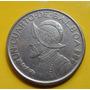 Moneda De Panamá Un Cuarto De Balboa 2008