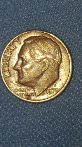 monedas americanas 1936 1942 1944 1945 1970 1979