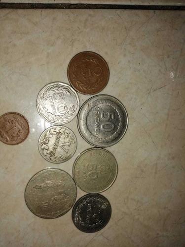 monedas antiguas colombianas