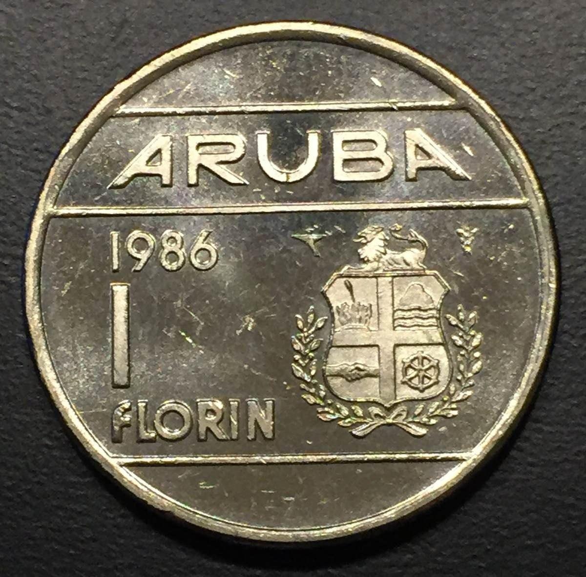 Monedas Antiguas De Aruba Cargando Zoom