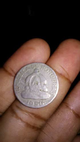 monedas antiguas honduras
