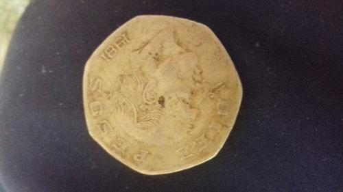 monedas antiguas mexicanas