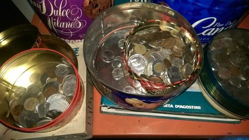 monedas antiguas nacionales y extranjeras