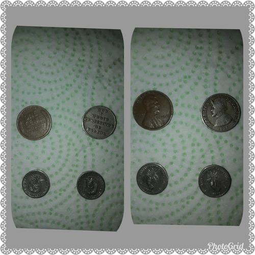 monedas antiguas panameñas
