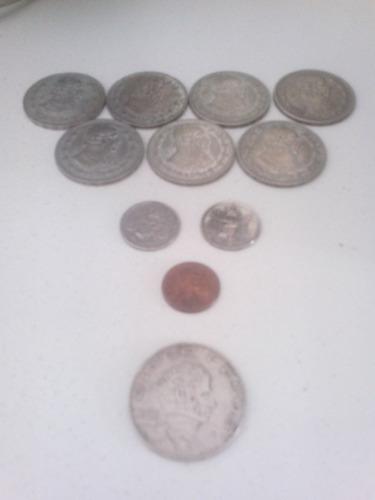 monedas antiguas paquete