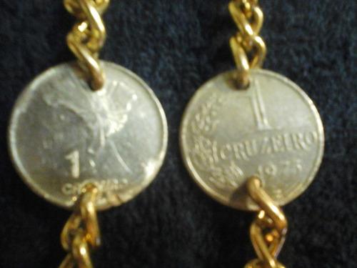 monedas antiguas plata y oro artigas 50 cent 1917 1 cruzeiro