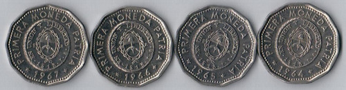 monedas argentinas 25 pesos