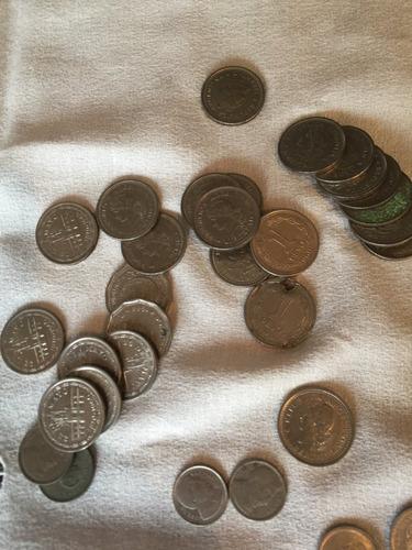 monedas argentinas antiguas 1950 a 1984