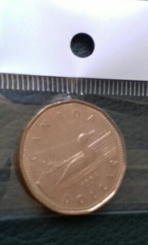 monedas canada oso 2 dollars