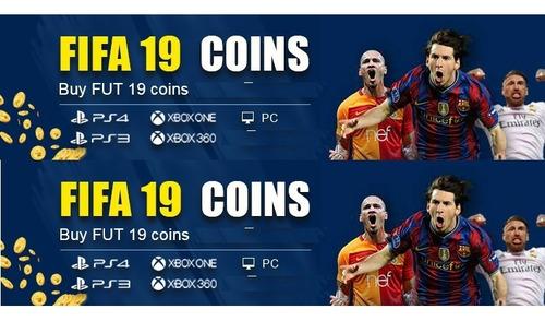 monedas coins fifa 19 pc origin desde 50k recarga directa ut
