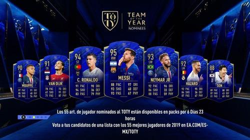 monedas coins fifa 20 ultimate team fut ps4