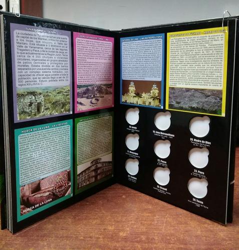 monedas coleccion album