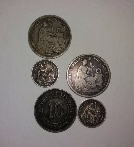 monedas colección numismática