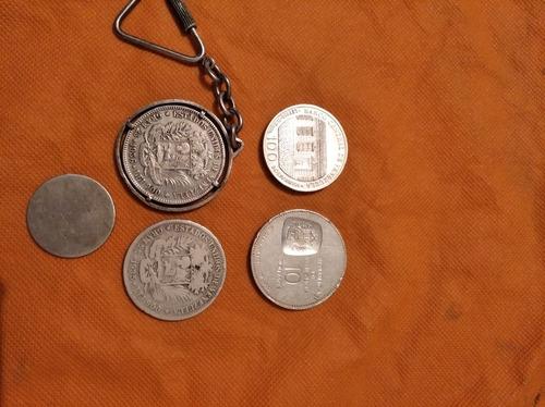 monedas colección venezolano