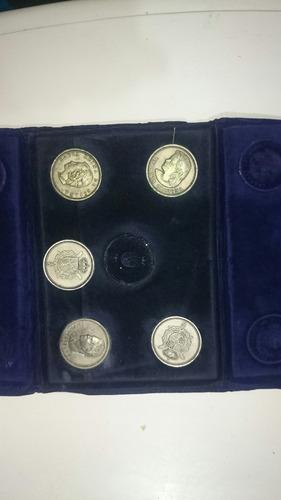 monedas conmemorativas de reyes