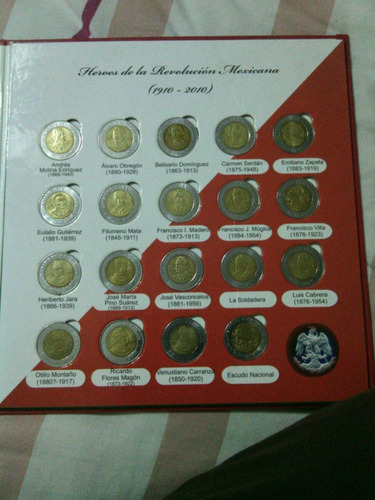 monedas conmemorativas del bicentenario