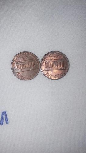 monedas de del centavo de lincon americano 1982dsmol
