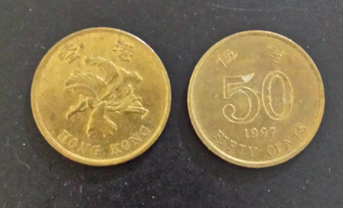Monedas De Hong Kong Cargando Zoom