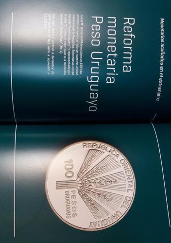 monedas de la republica oriental del uruguay - catalogo 2017