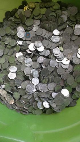 monedas de niquel