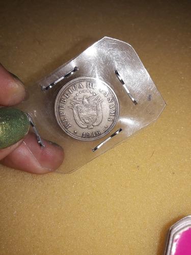 monedas de panama antiguas