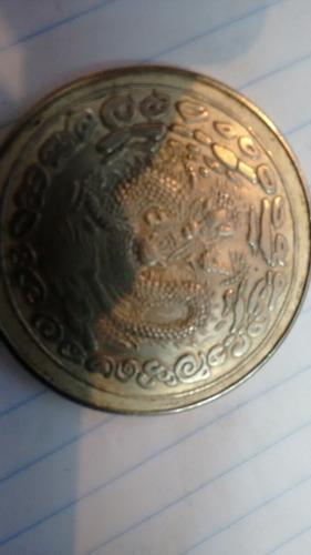 monedas de plata 1861-1908