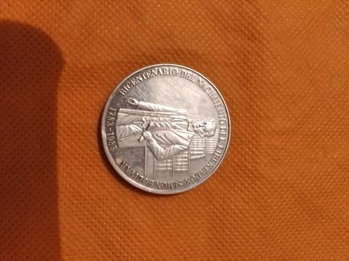 monedas de plata de colección venezolanas