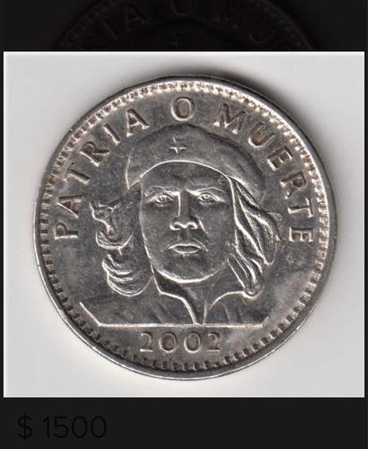 monedas del che