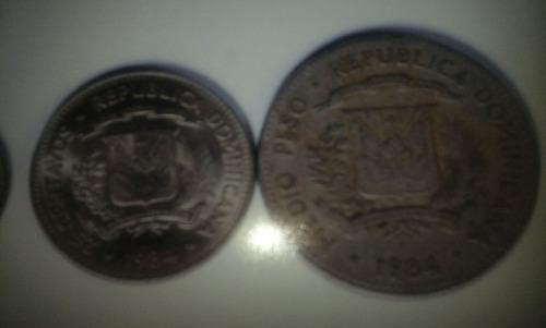 monedas dominicanas antiguas venta
