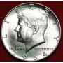 U S A - Medio Dolar - Plata 900 - Sin Circular (1964)