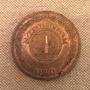 [sc] Paraguay 4 Cent 1970 Unc. Excelente